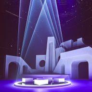 "Rihanna's lingerie show set design is an architectural ""mash up"""