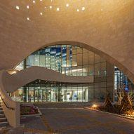 Saemoonan Church in Seoul South Korea, by Seoinn Design Group