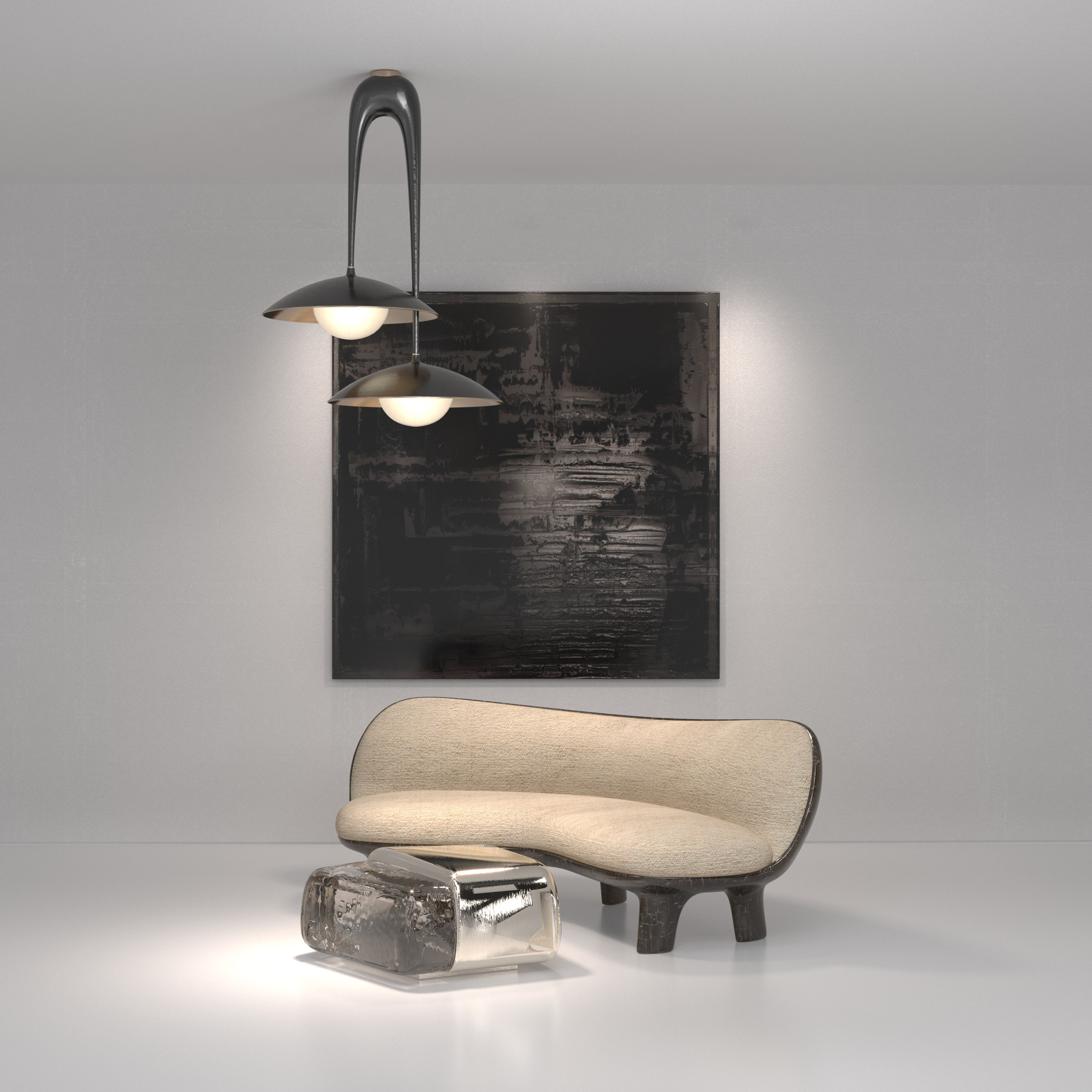 Salon Style New Yorkais mid-century and contemporary designs to go on show at salon