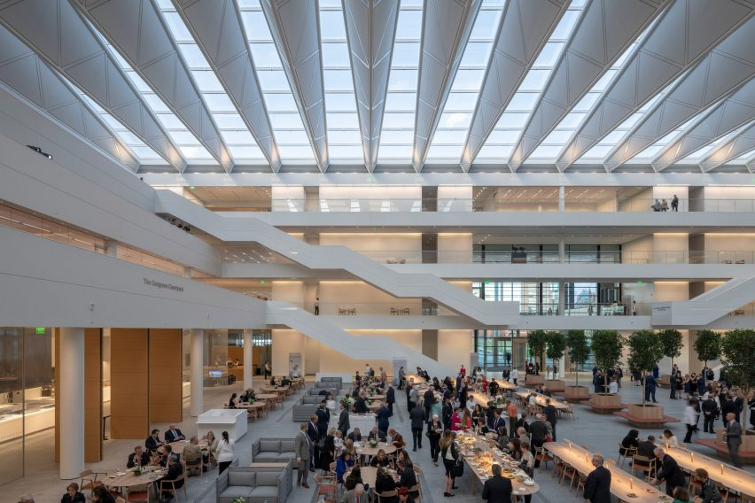 Samson Pavilion Cleveland Clinic by Foster + Partners