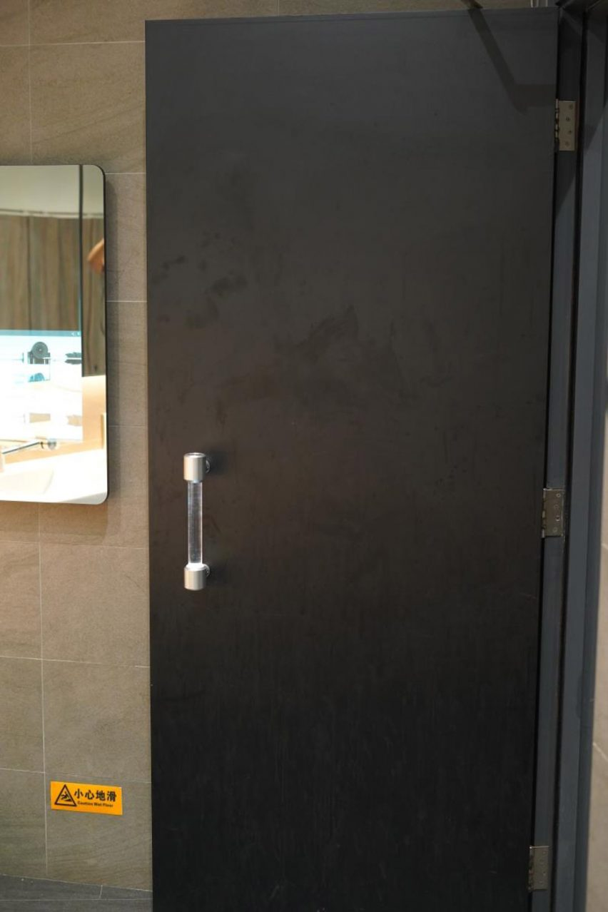Hong Kong students invent self-sanitising door handle to stop epidemics