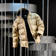 Spiber creates first commercially available jacket from emulated spider silk for The North Face