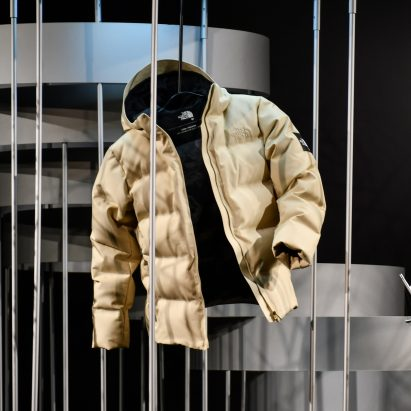 Spiber and North Face Japan create first readily-available spider silk jacket
