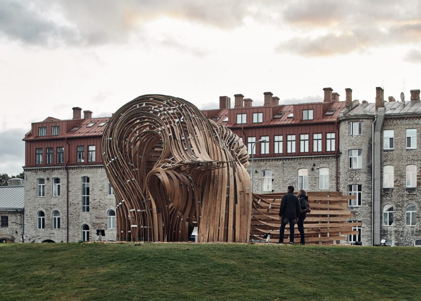 Steampunk at the 2019 Tallinn Architecture Biennial