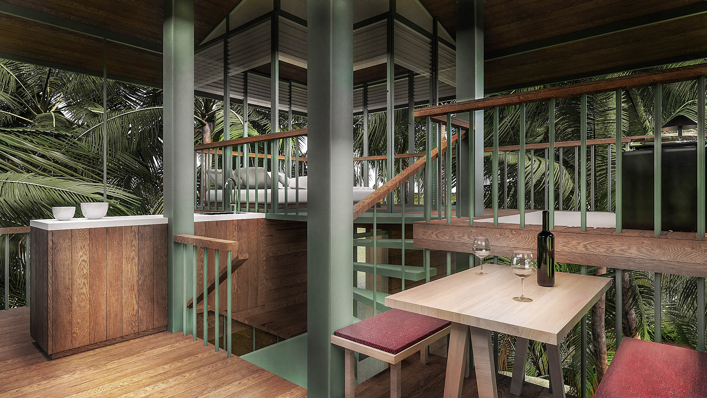Stilt Studios by Alexis Dornier