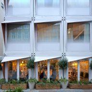 Stow-away Hotel by Doone Silver Kerr
