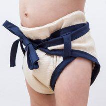 Sumo seaweed diaper and nappy by Luisa Kahlfeldt winner of Swiss James Dyson Award