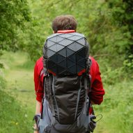 SunUp provides a backpack-hugging solar-power solution for hikers