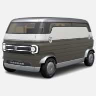 Suzuki channels retrofuturism in Waku Spo and Hanare concept vehicles