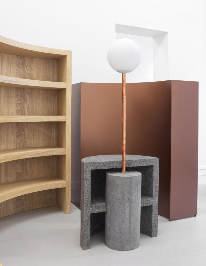 Growing with You furniture by Tatiana Bilbao