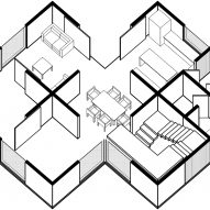 Tlalpuente by PPAA Isometric Drawinf