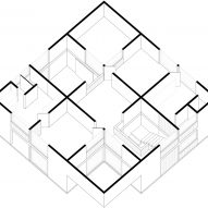 Tlalpuente by PPAA Isometric Drawing