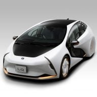 "Toyota's LQ concept creates a ""bond"" between car and driver with AI agent"