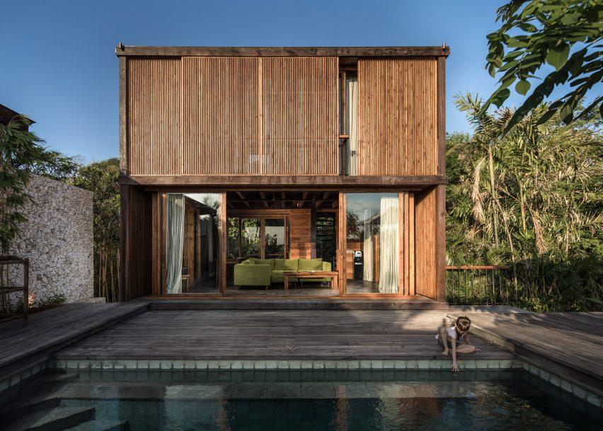Uluwatu Surf Villas: House Aperture by Alexis Dournier