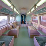 Kirkby Design underground installation