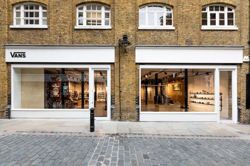 Covent Garden concept store