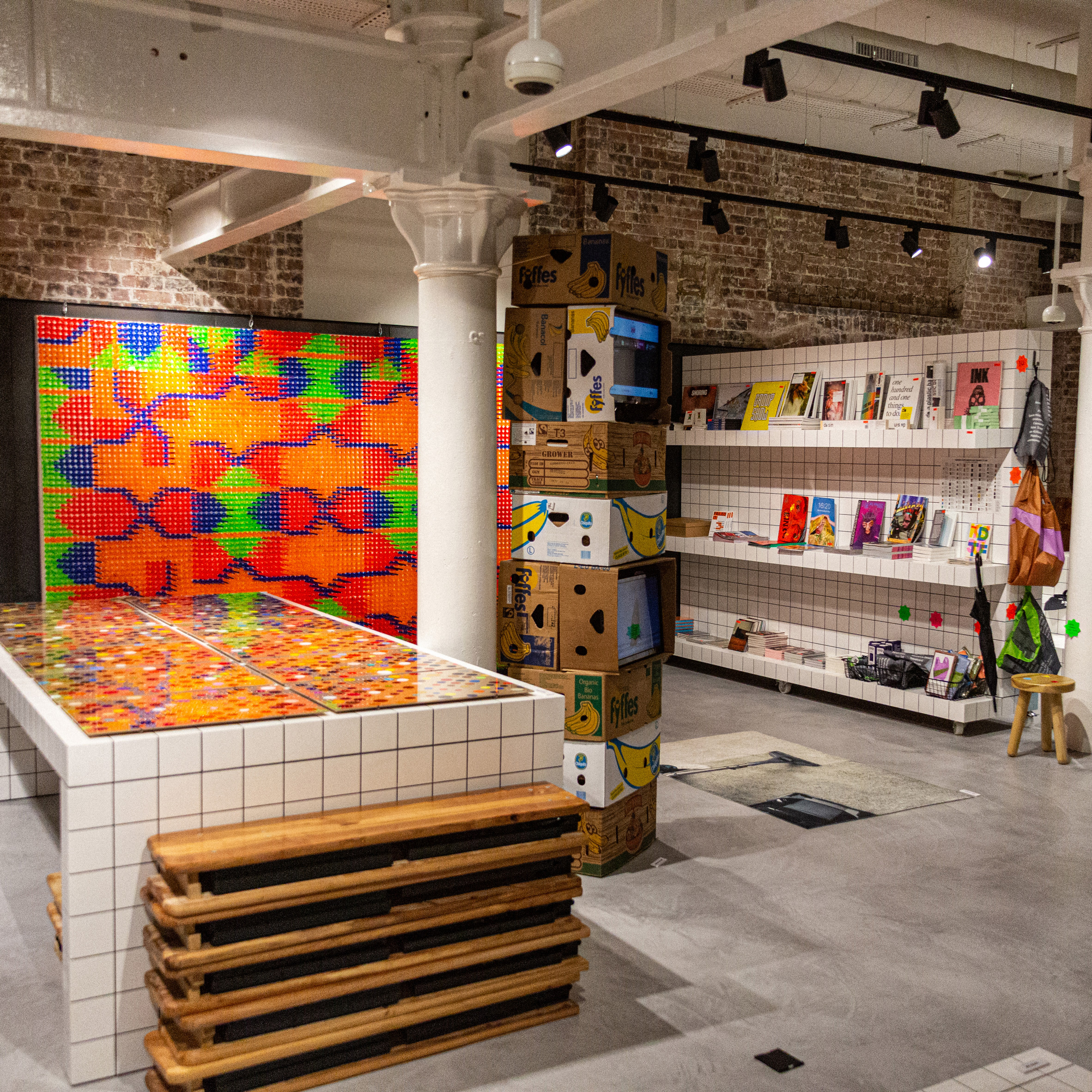 Vans launches exhibition space in Covent Garden concept store