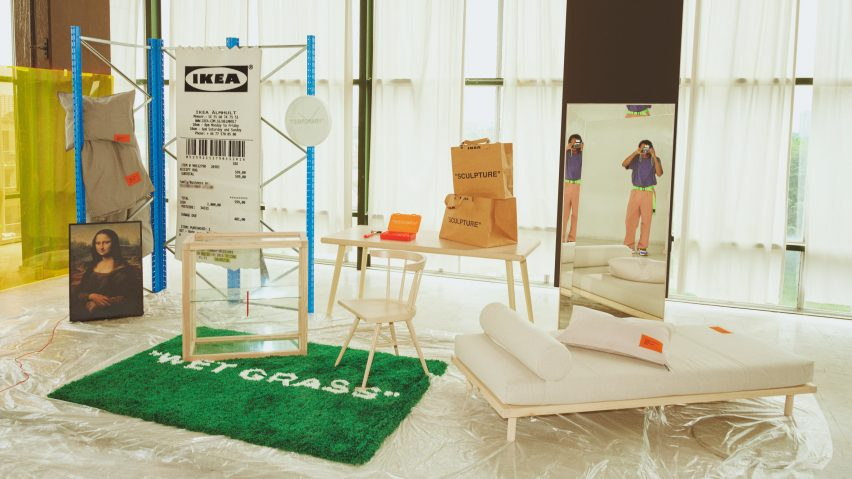 Markerad by Virgil Abloh for IKEA