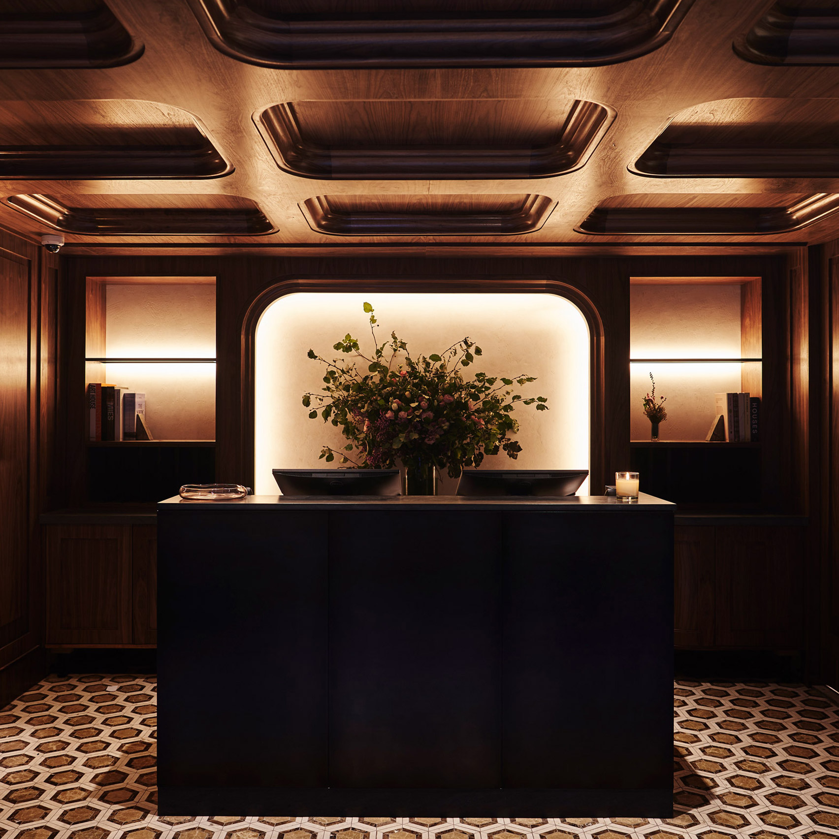 Tribeca button factory becomes Walker Hotel with