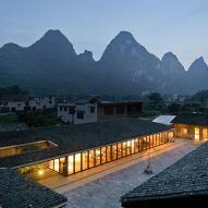 Atelier Liu Yuyang reuses old farmhouses to create boutique hotel in rural China