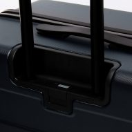Hard Case Trolley 35 litre suitcase by Muji