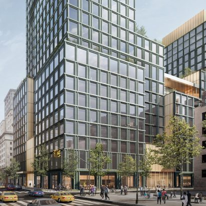 4 Hudson Square Disney Headquarters by SOM