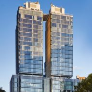 565 Broome Soho is Renzo Piano's first residential project in New York City
