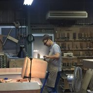 Hands furniture Claesson Koivisto