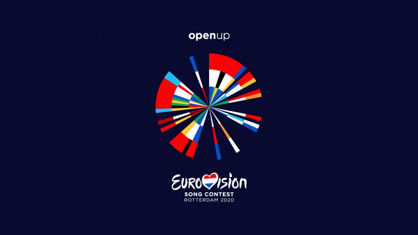 Eurovision 2020 branding by Clever Franke