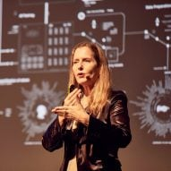 Paola Antonelli Dezeen Day video
