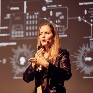 Watch the video of Paola Antonelli's keynote lecture at Dezeen Day