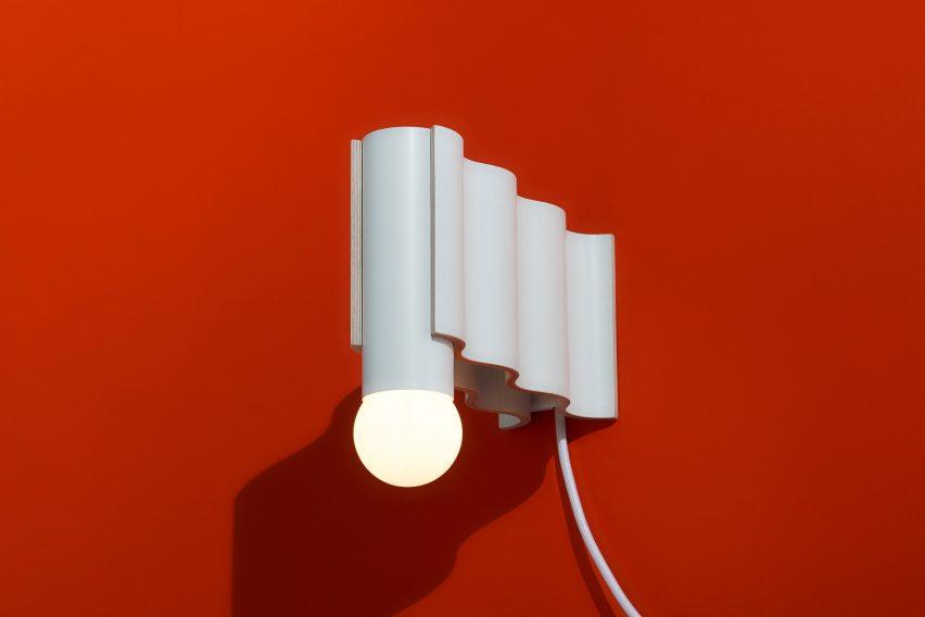 Tino Seubert Corrugated Lights