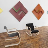 Donald Judd's collection of works by Alvar Aalto and John Chamberlain go on show in New York