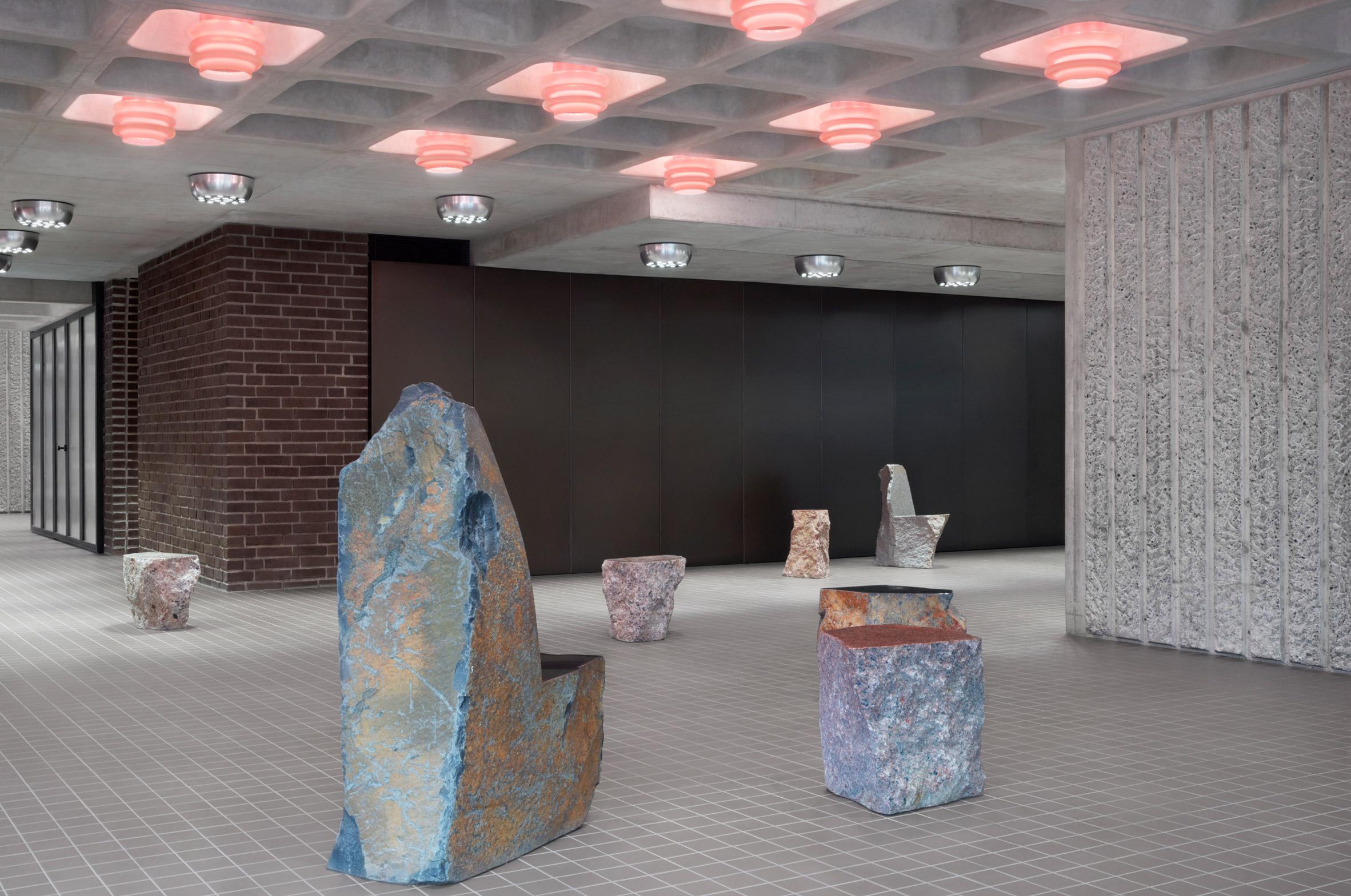 Acne Studios headquarters, Floragatan 13