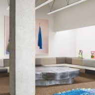 Acne Studios taps into fashion-school cool for interiors of Stockholm HQ