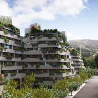 Jean Nouvel designs lush Aquarela community for Ecuador