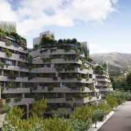 Jean Nouvel designs lush Acquarela community for Ecuador