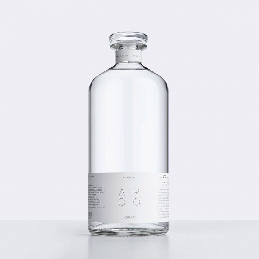 Air Co vodka