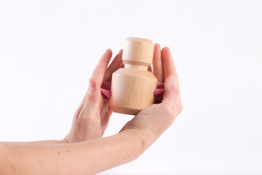 Yaara Nusboim designs therapy dolls for children struggling with trauma
