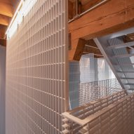 Aluminum Scarf by Jean-Maxime Labrecque