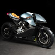 Aston Martin forays into motorcycle design with AMB 001