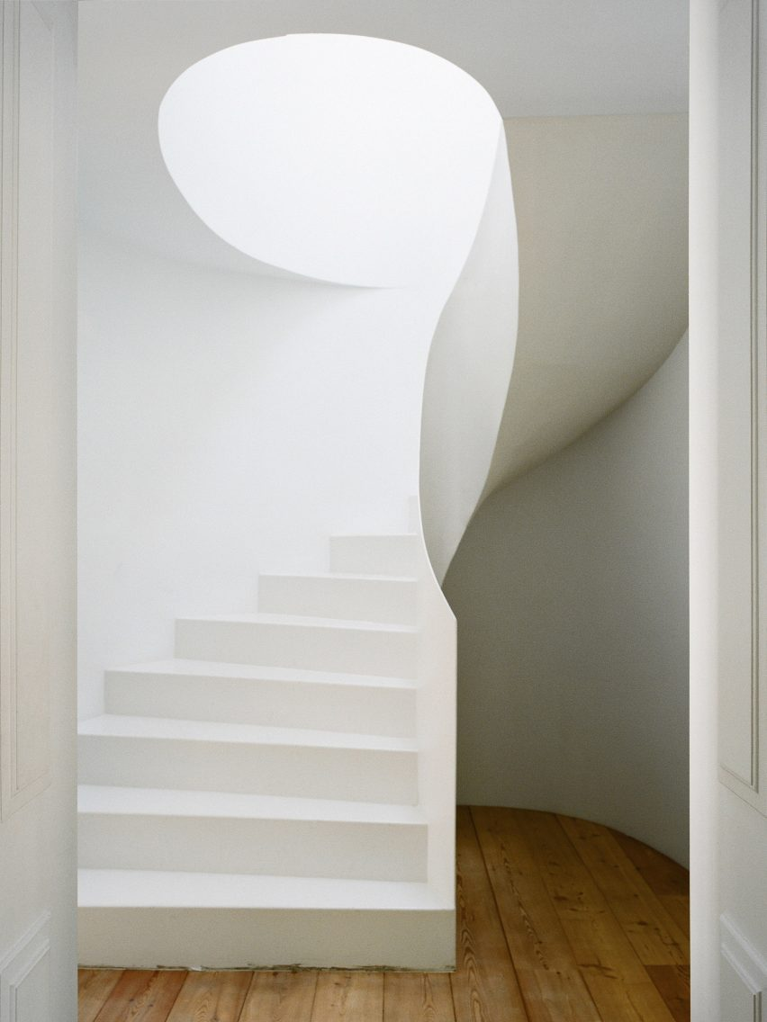 Atelier Cecílio de Sousa, Aires Mateus' self-designed studio