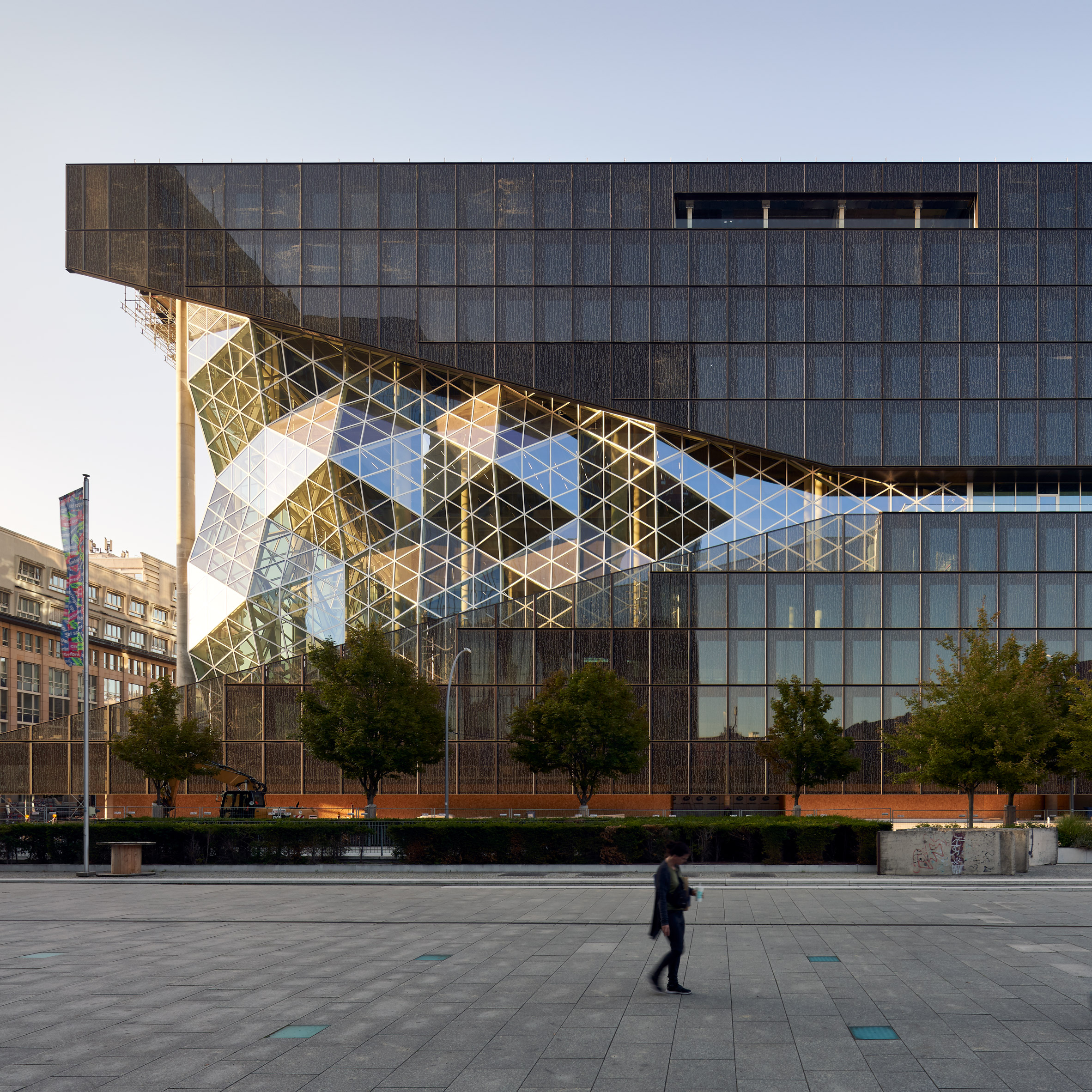 12 new buildings to look forward to in 2020: Axel Springer, Germany, OMA