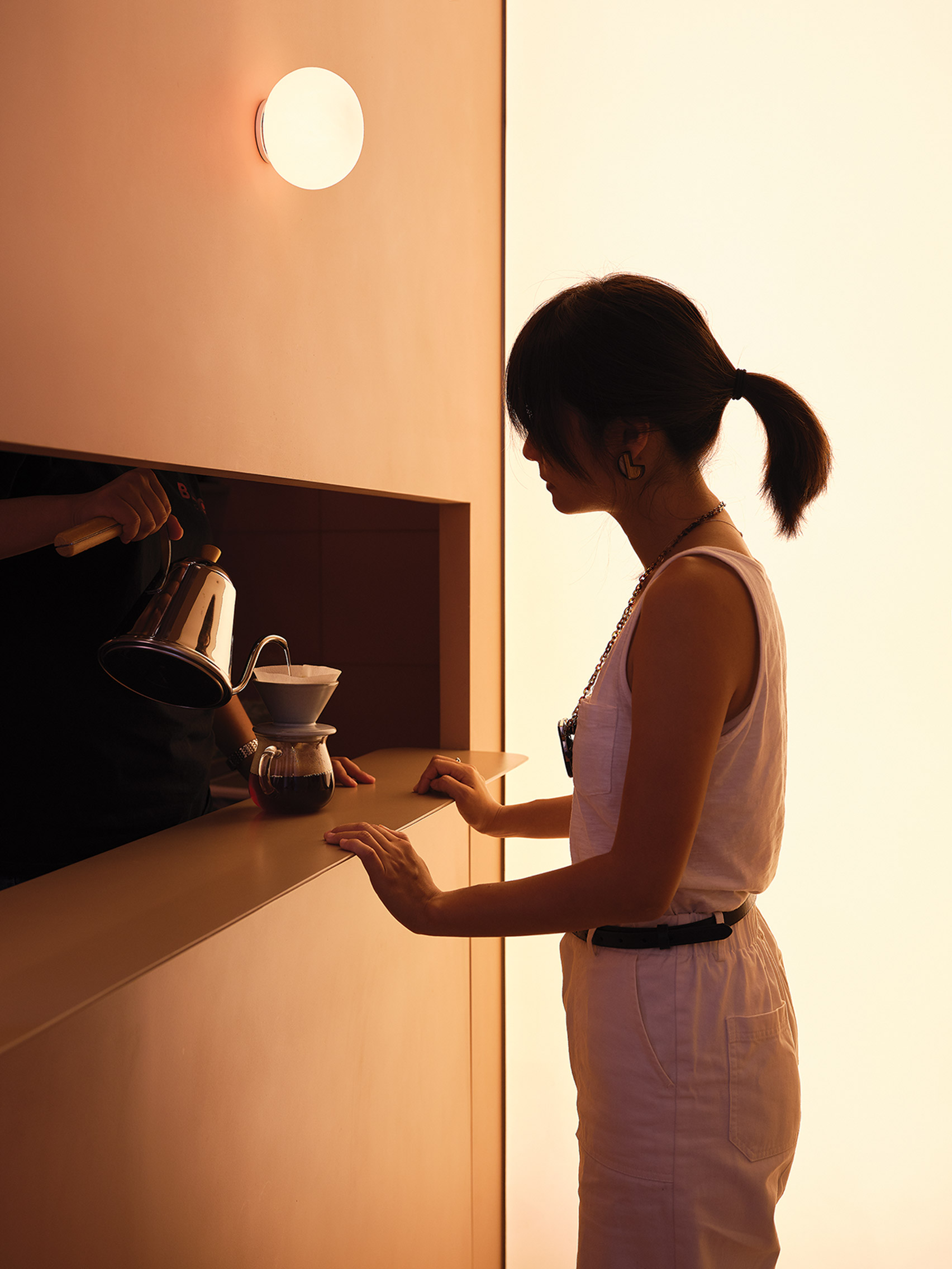 Basic Coffee in Beijing, designed by Office AIO