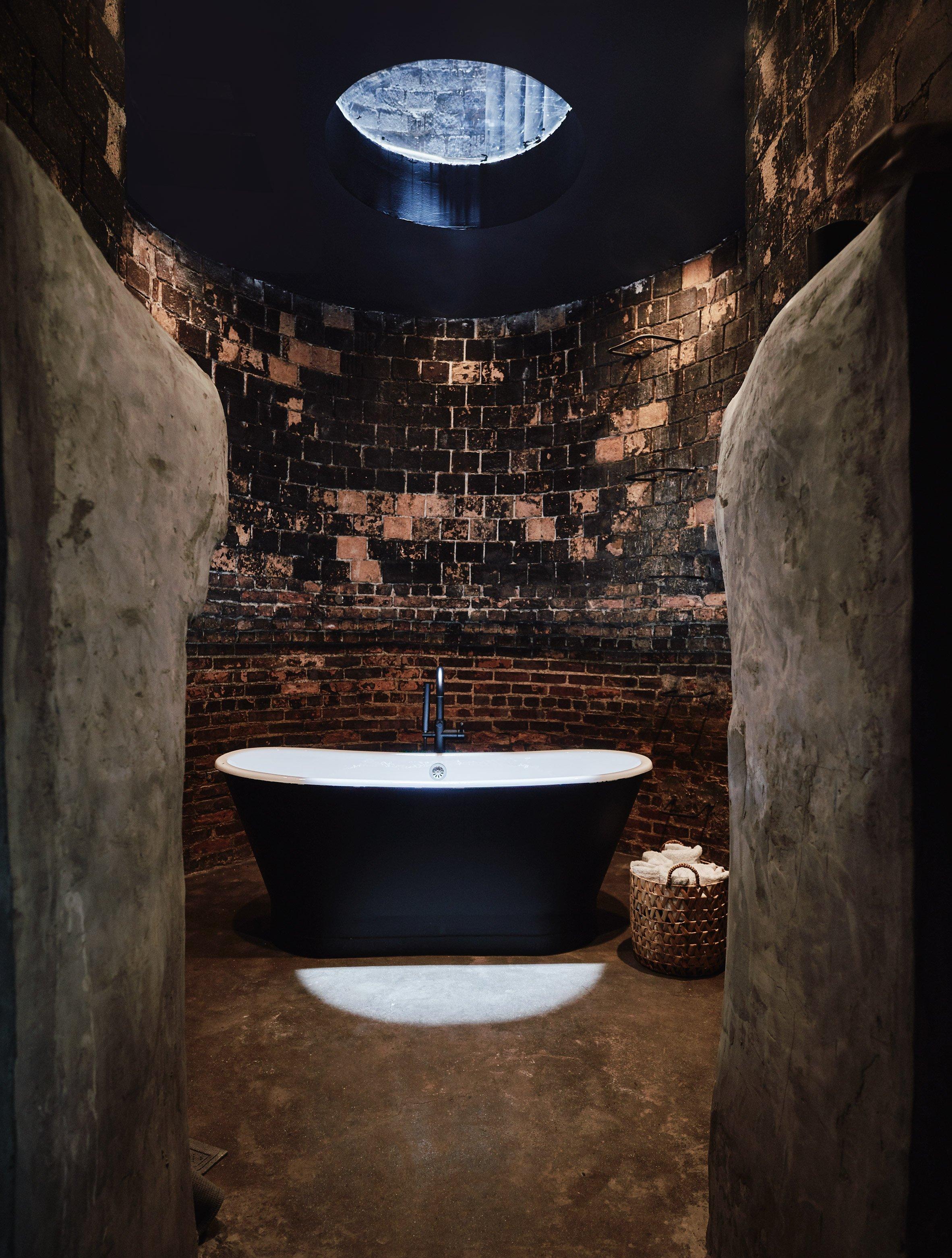 Bathhouse by Verona Carpenter Architects