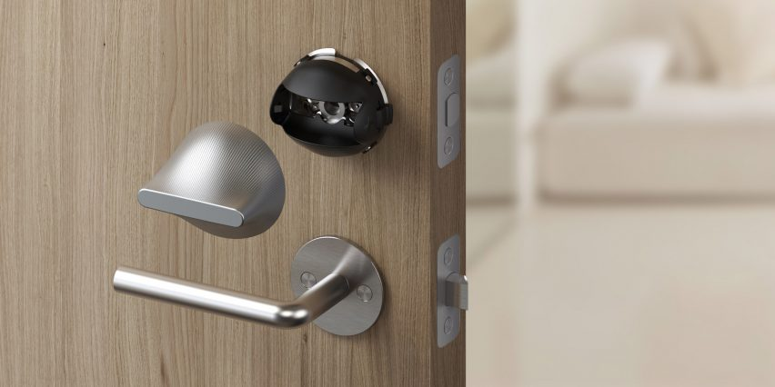 BIG's Friday Smart Lock is its smallest ever product