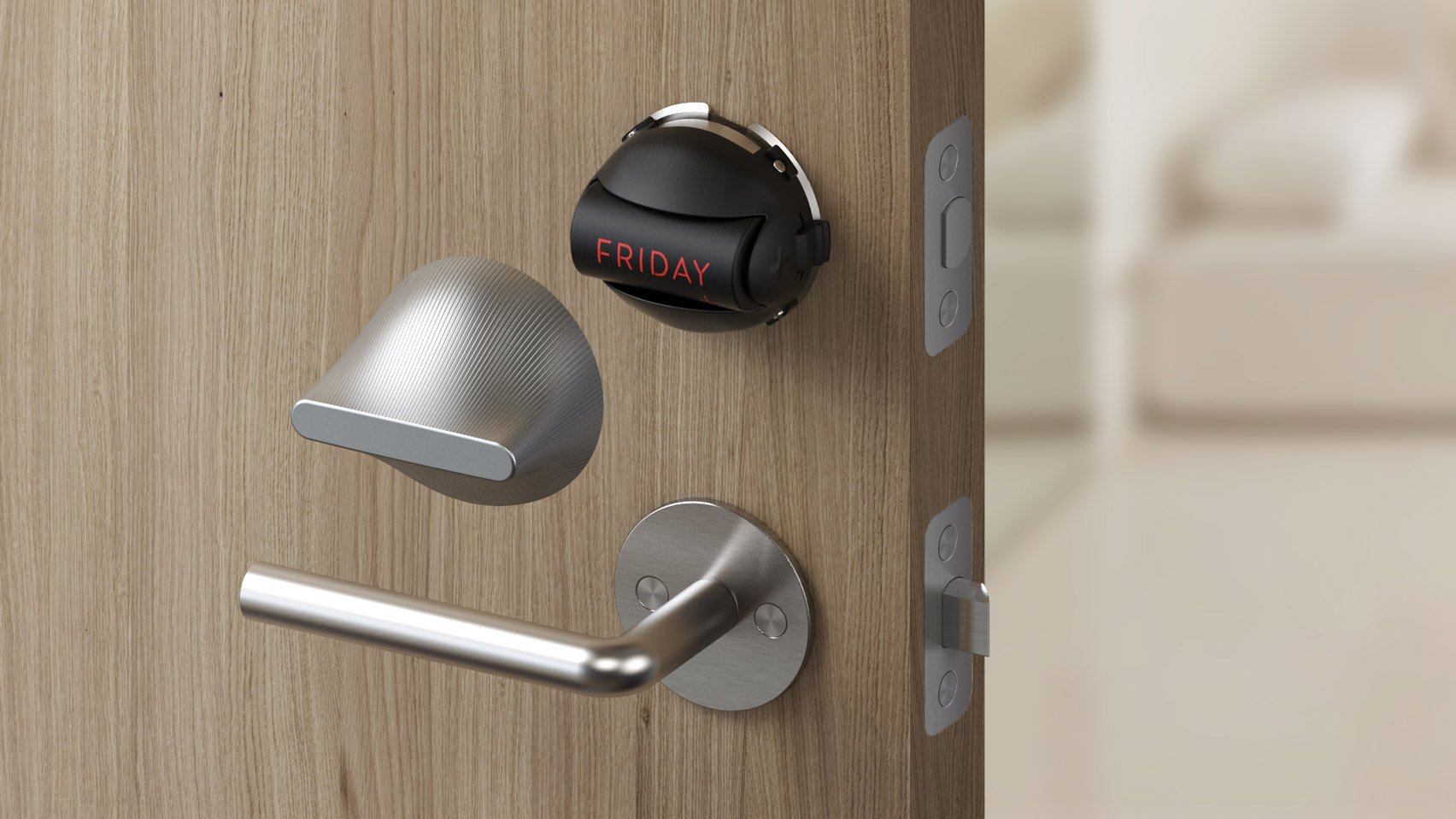 Big S Friday Smart Lock Is Its Smallest Ever Product
