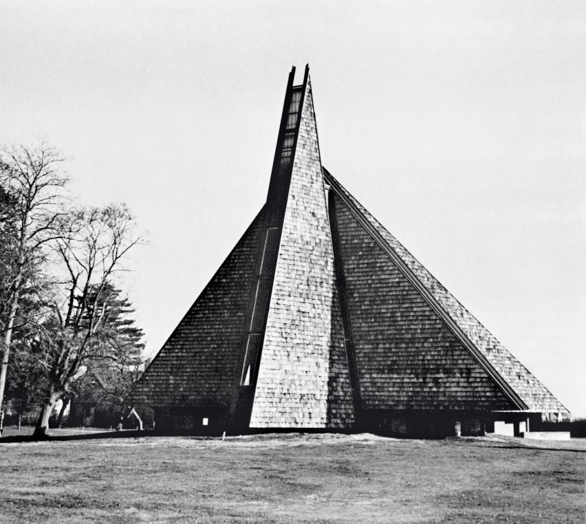 Breaking Ground: Architecture by Women: Sinai Reform Temple, New York, 1964 by Judith Edelman