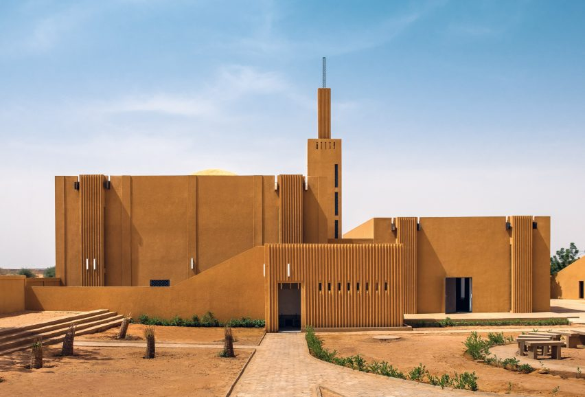 Breaking Ground: Architecture by Women: Hikma Religious and Secular Complex, Niger, 2018 by Mariam Kamara with Studio Chahar