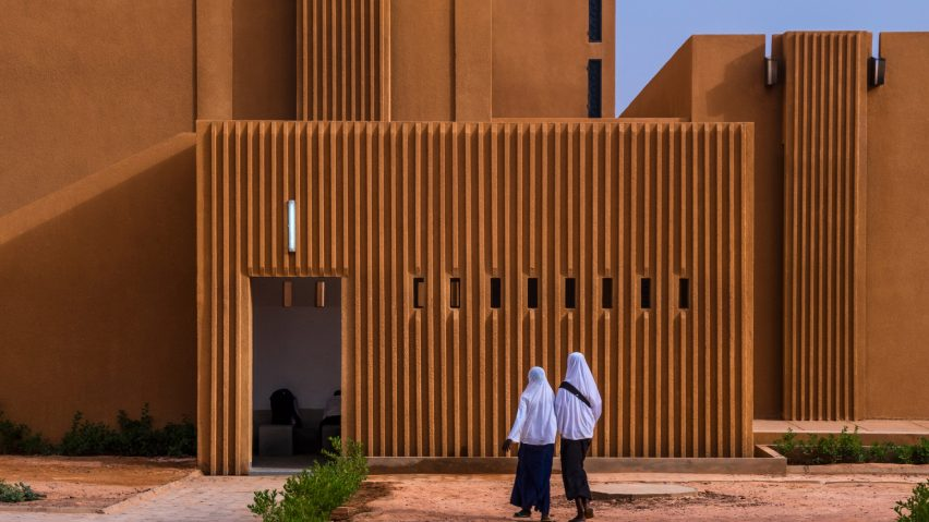 Hikma Religious and Secular Complex, Niger, 2018, by Atelier Masōmī with Studio Chahar